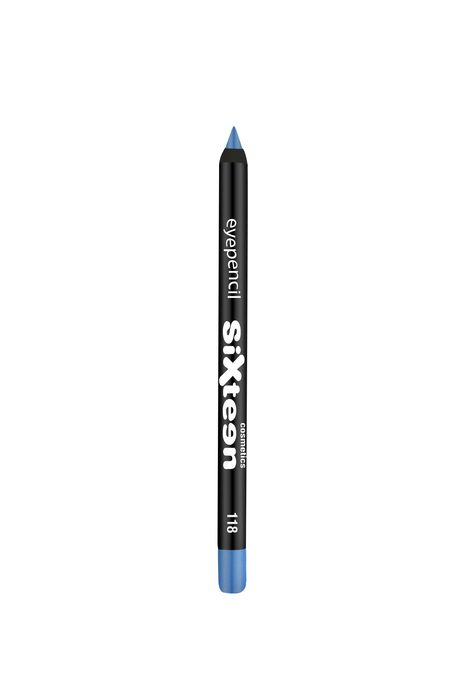 Sixteen Eye Pencil # 118