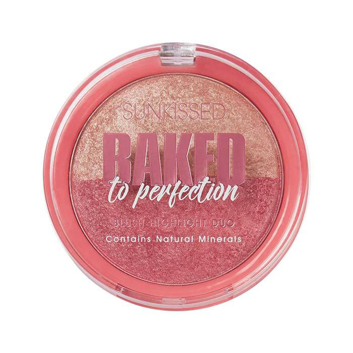 Sunkissed Baked to Perfection Blush Highlight Duo