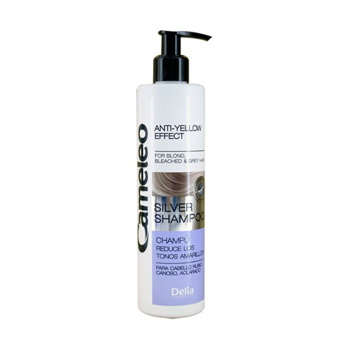 Delia Cameleo Silver Shampoo  Blonde Bleached & Gray Hair 250ml