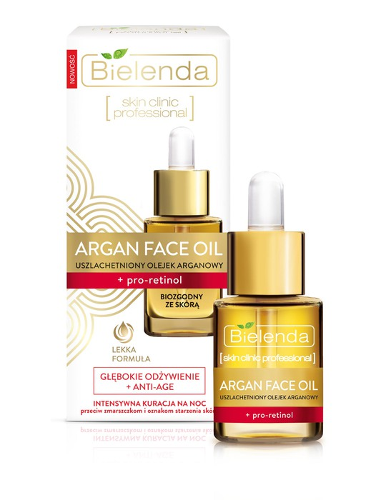 Bielenda Enriched Argan Oil