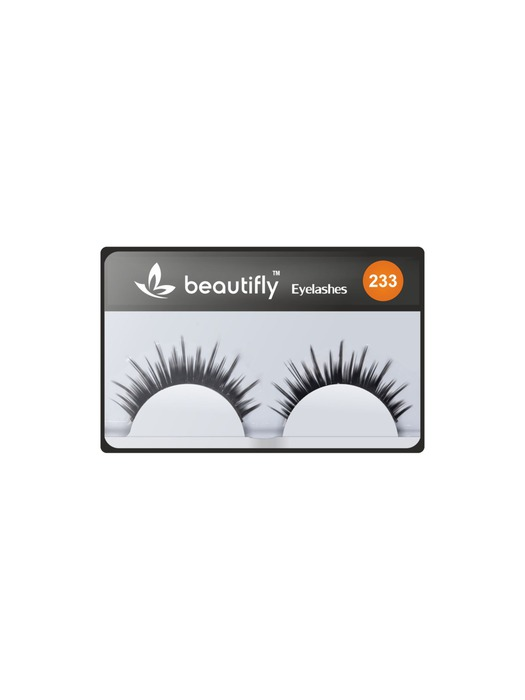 Beautifly False Eyelashes Doll's Eyes # 233