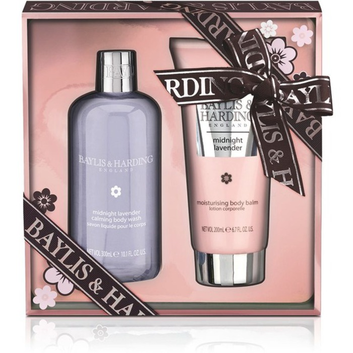 Baylis & Harding Midnight Lavender Luxury Body Gift Set