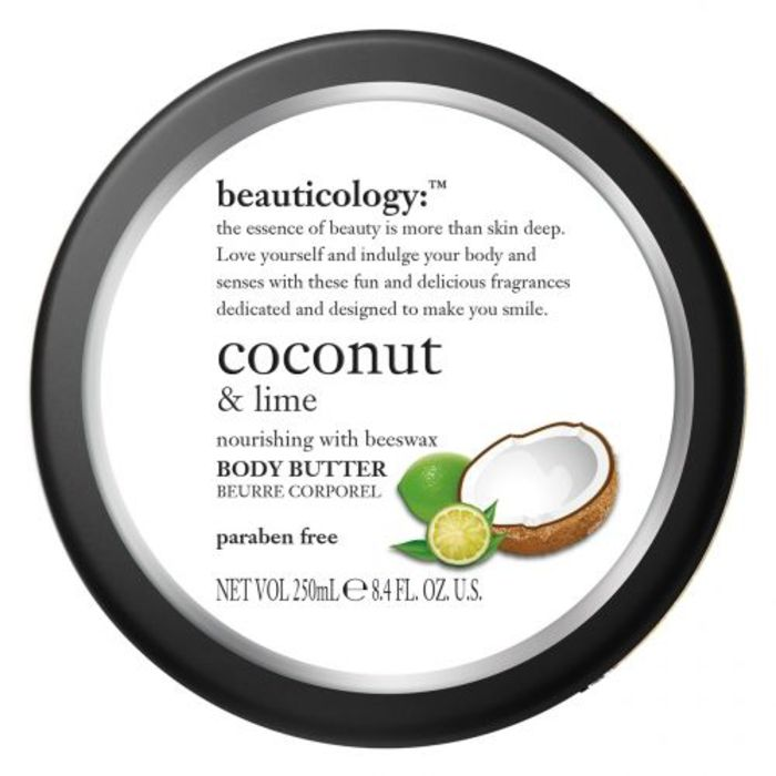 Baylis & Harding Beauticology Body Butter Coconut & Lime 250ml