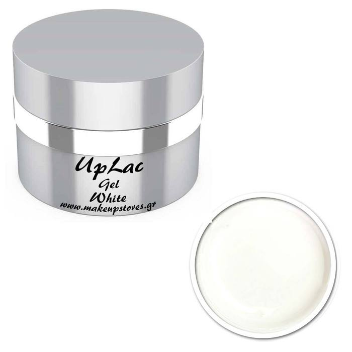 Makeupstores Gel UV 1 Phase 15ml # White