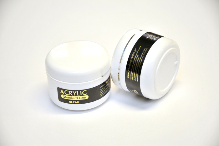 Makeupstores Acrylic Powder 30g # Clear