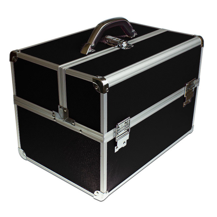 Makeupstores Cosmetic Box Medium Black