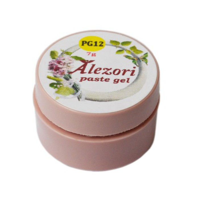 Alezori Paste Gel YELLOW 7gr
