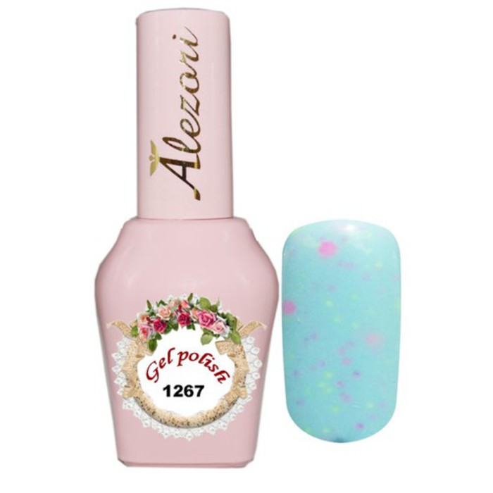 Alezori Gel Polish №1267 15ml