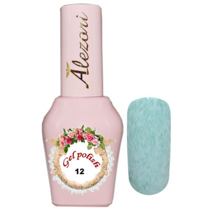 Alezori Gel Polish Fluff №12 15ml