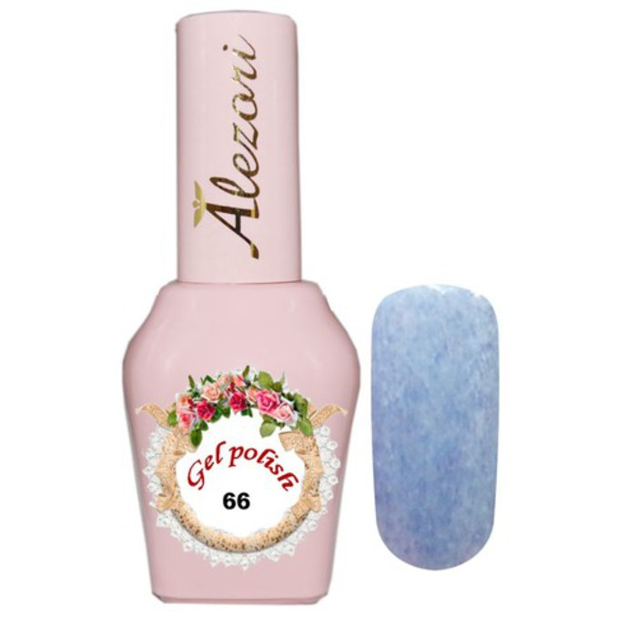 Alezori Gel Polish Fluff №66 15ml