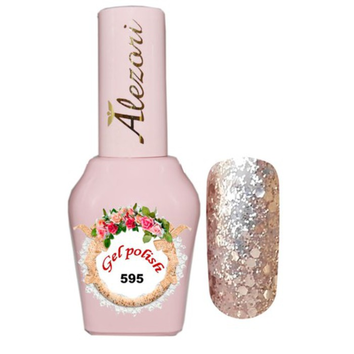 Alezori Gel Polish №595 15ml