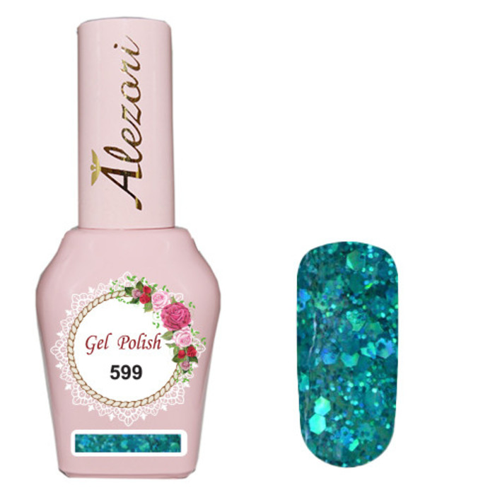 Alezori Gel Polish №599 15ml