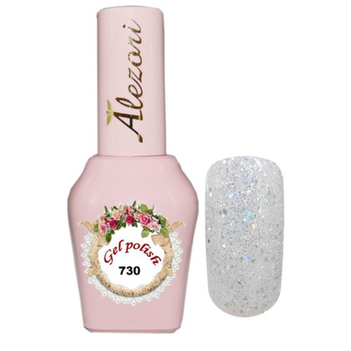 Alezori Gel Polish №730 15ml