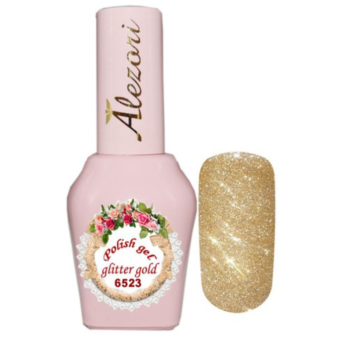 Alezori Gel Polish №6523 15ml