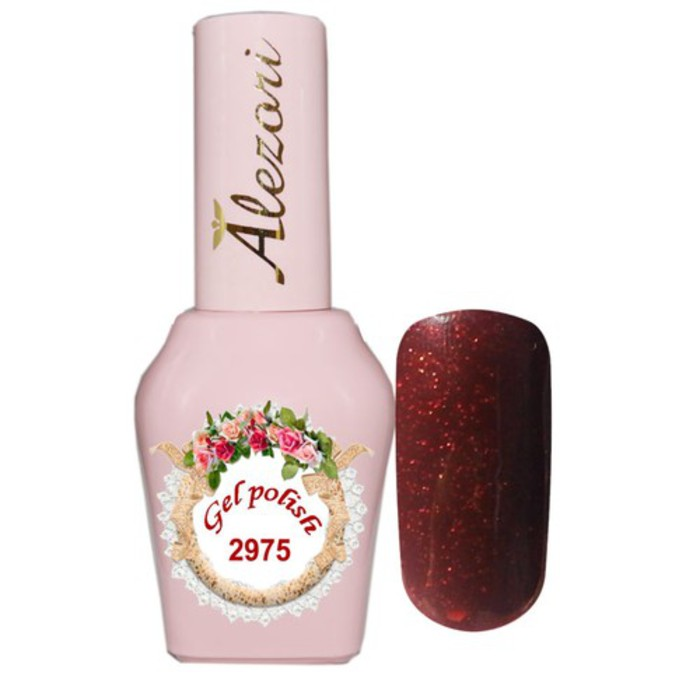 Alezori Gel Polish №2975 15ml