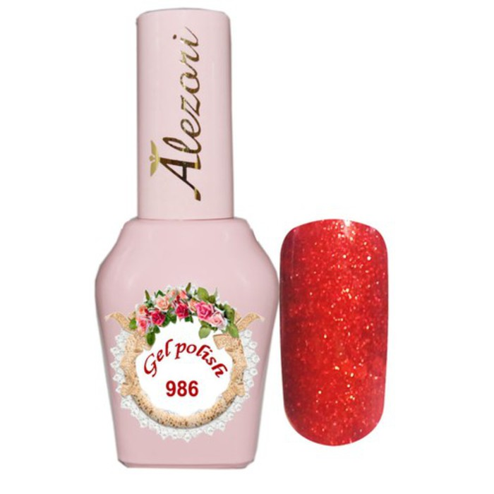 Alezori Gel Polish №986 15ml