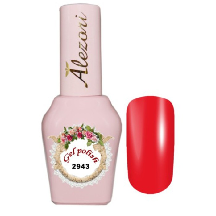 Alezori Gel Polish №2943 15ml WATERMELON SWEET RED