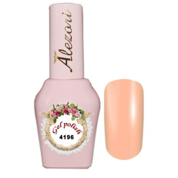 Alezori Gel Polish №4196 15ml NATURAL NUDE