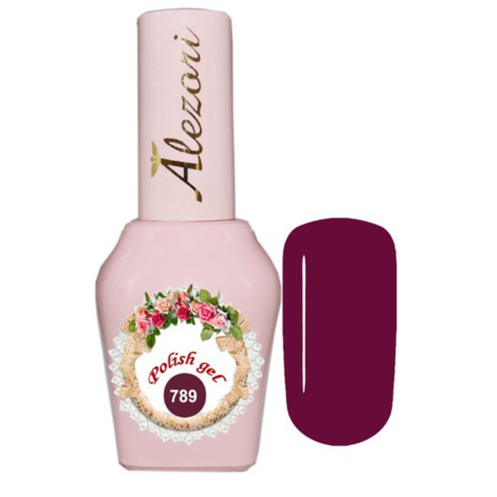 Alezori Gel Polish №789 15ml