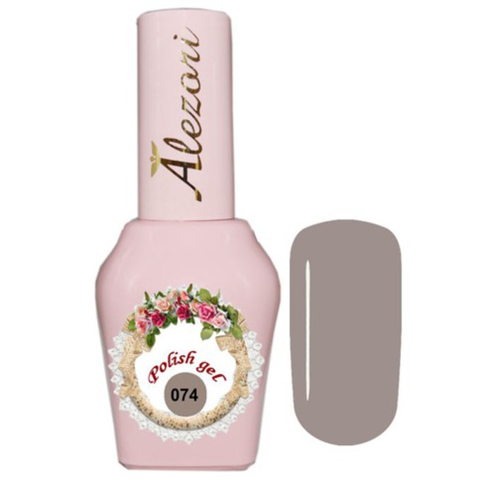 Alezori Gel Polish №074 15ml
