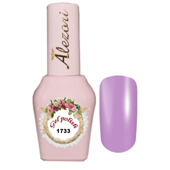 Alezori Gel Polish №1733 15ml