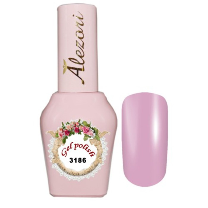 Alezori Gel Polish №3186 15ml