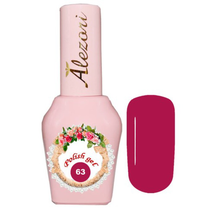 Alezori Gel Polish №63 15ml