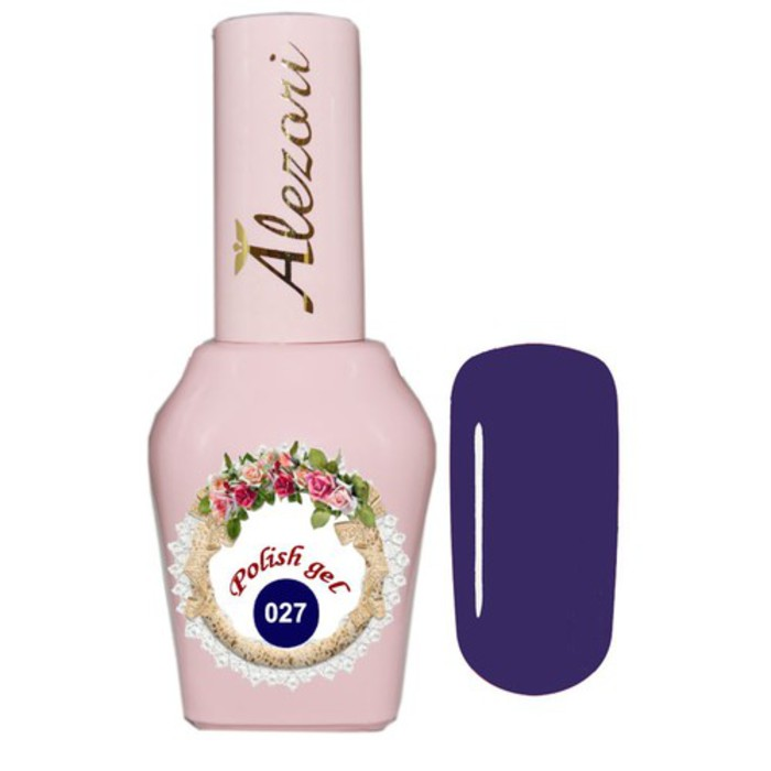 Alezori Gel Polish №027 15ml