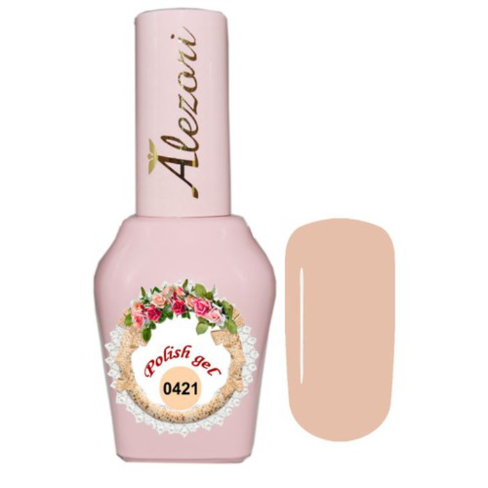 Alezori Gel Polish №0421 15ml