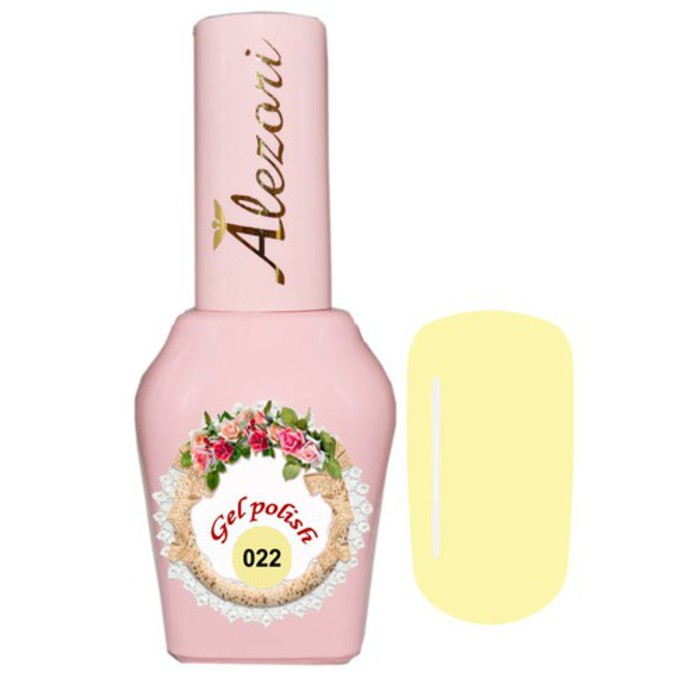 Alezori Gel Polish №022 15ml