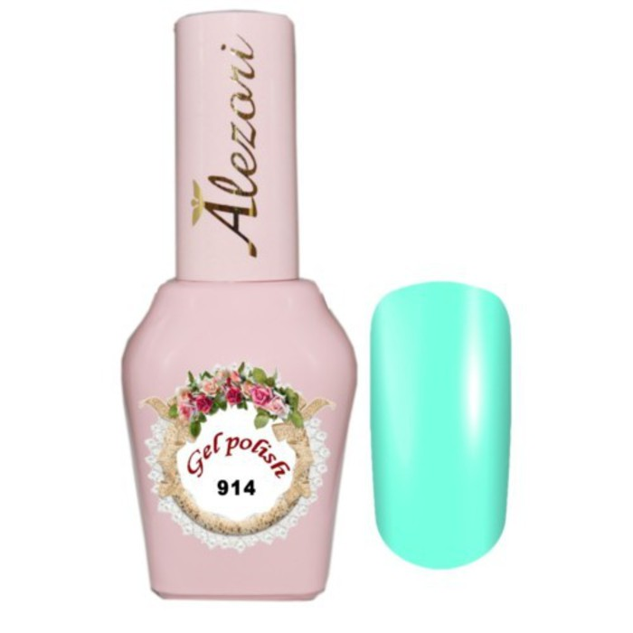 Alezori Gel Polish №914 15ml