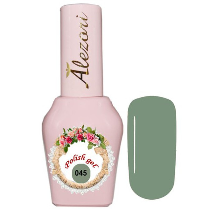 Alezori Gel Polish №045 15ml
