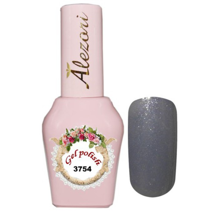 Alezori Gel Polish №3754 15ml
