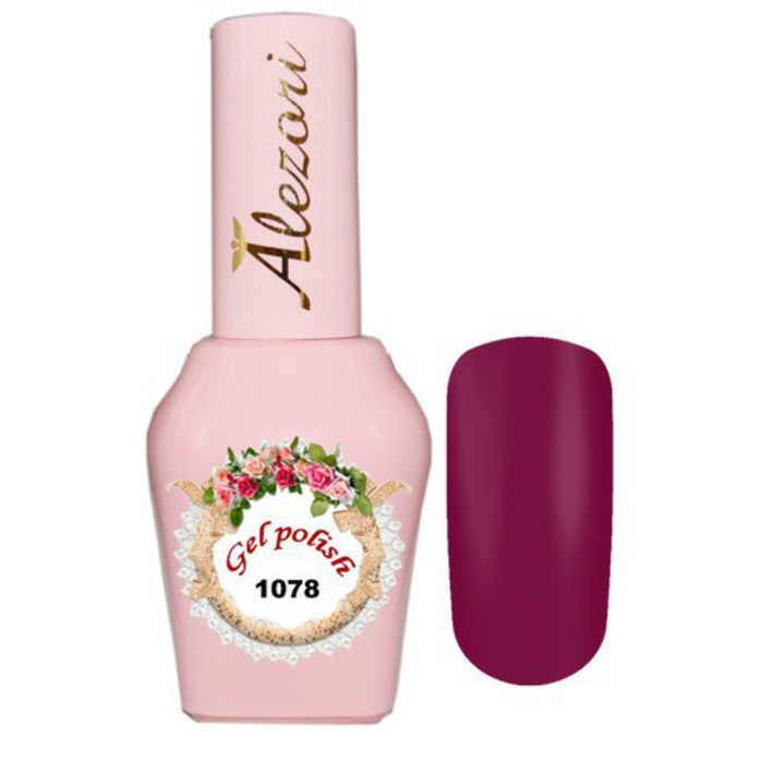 Alezori Gel Polish №1078 15ml