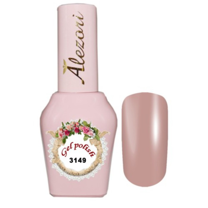 Alezori Gel Polish №3149 15ml