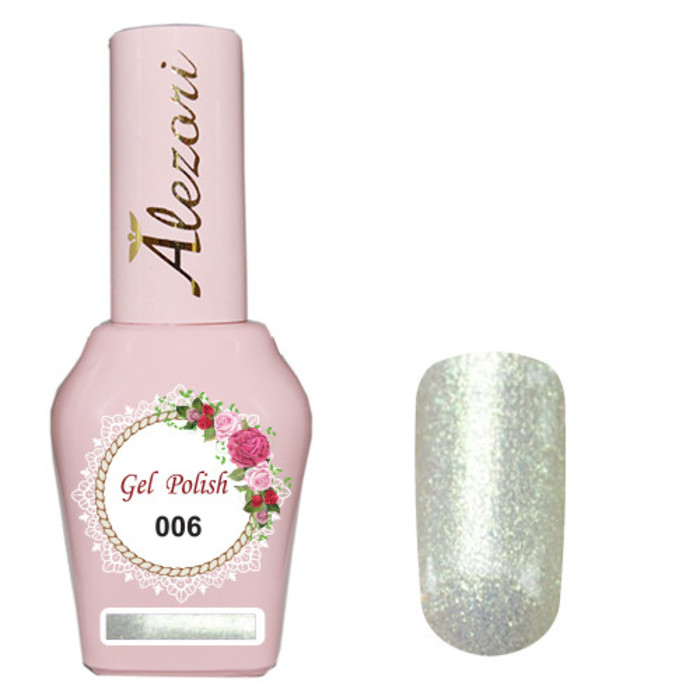 Alezori Gel Polish №006   15ml
