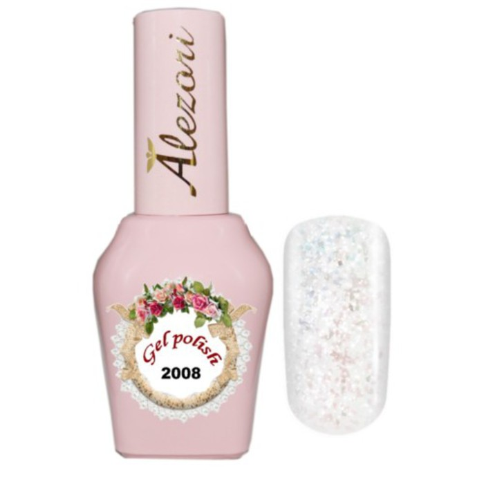 Alezori Gel Polish №2008   15ml