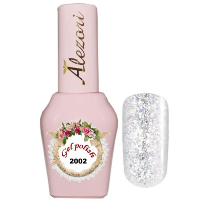 Alezori Gel Polish №2002   15ml