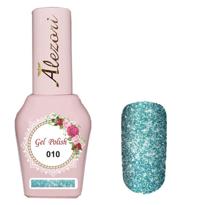 Alezori Gel Polish №010   15ml