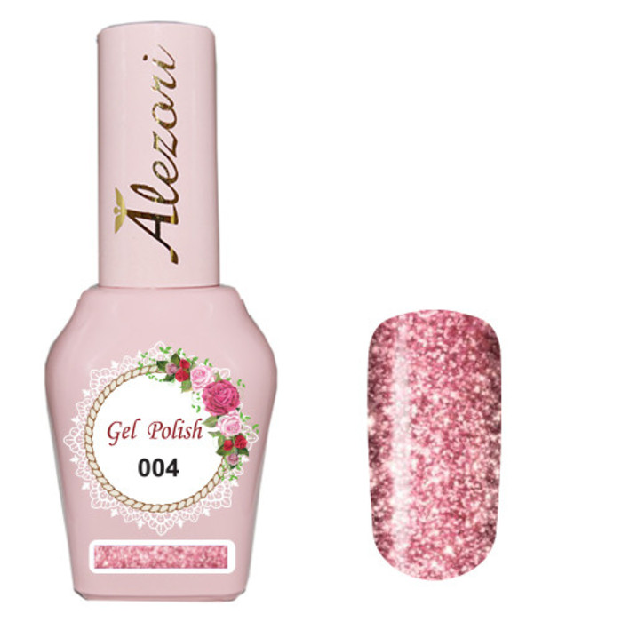 Alezori Gel Polish №004   15ml
