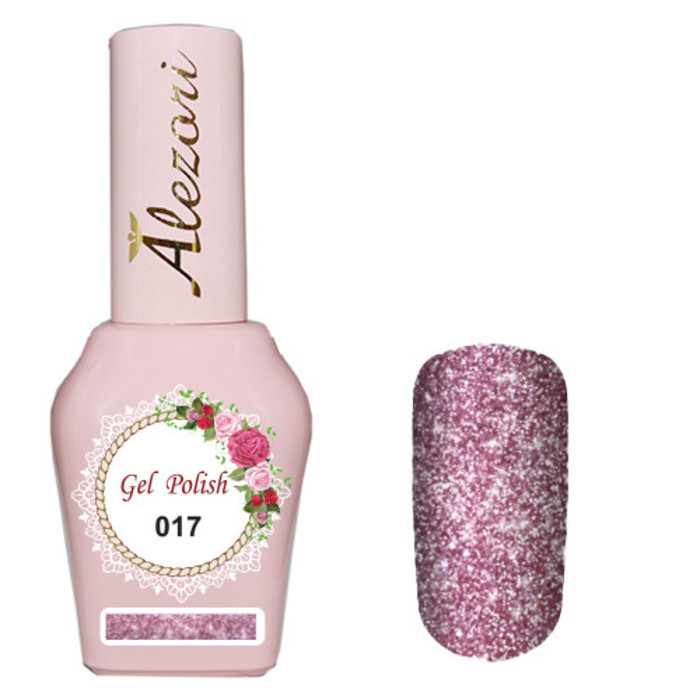 Alezori Gel Polish №017   15ml