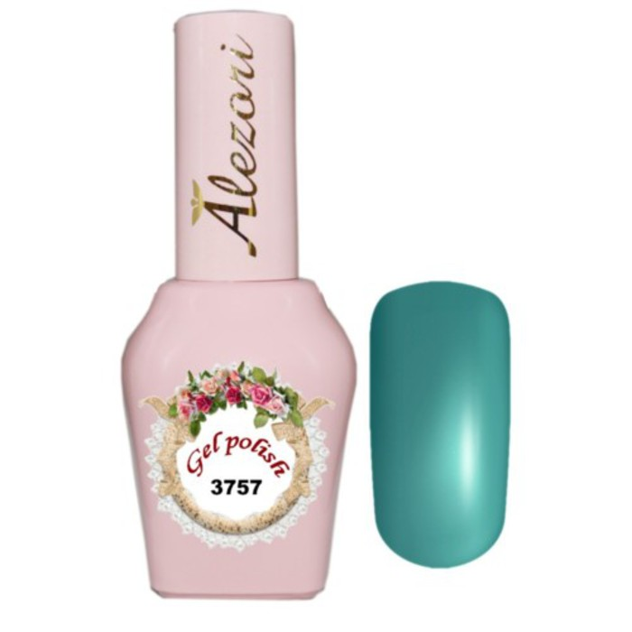 Alezori Gel Polish №3757   15ml