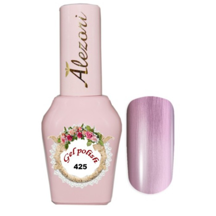 Alezori Gel Polish №425   15ml