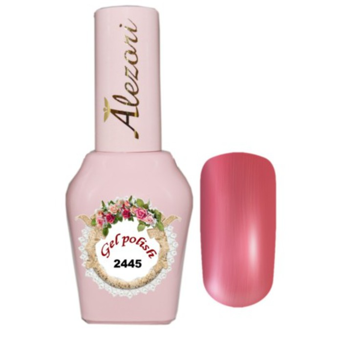 Alezori Gel Polish №2445   15ml