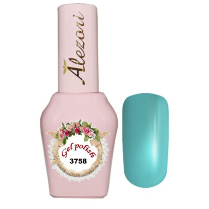 Alezori Gel Polish №3758   15ml