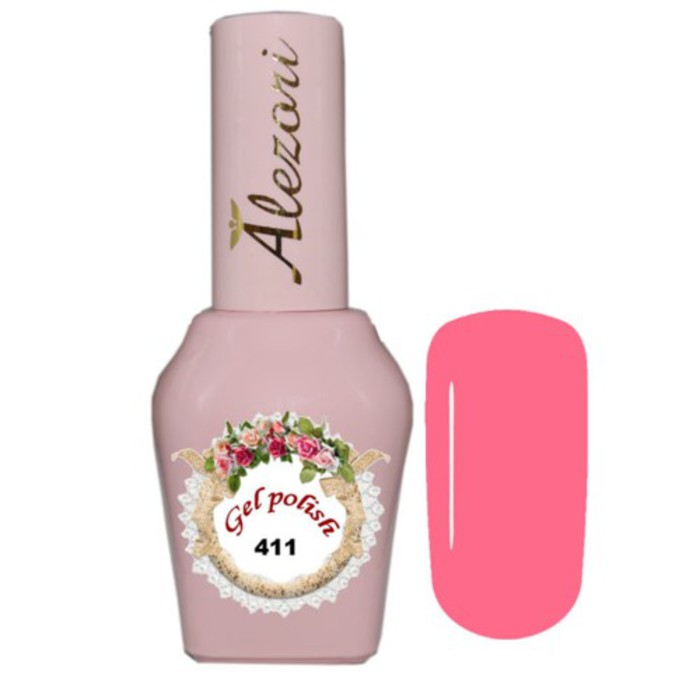 Alezori Gel Polish №411   15ml