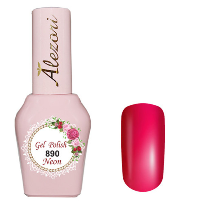 Alezori Gel Polish №890   15ml