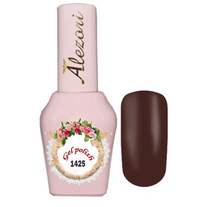 Alezori Gel Polish №1425   15ml