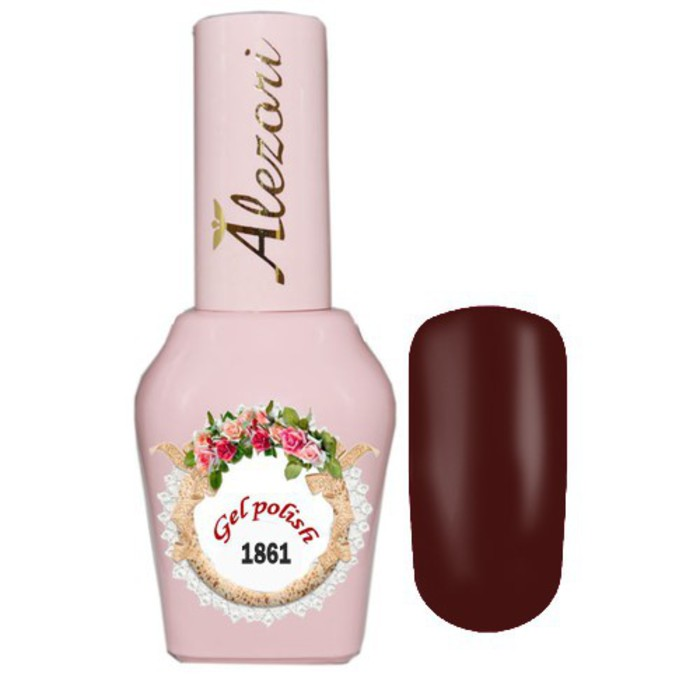 Alezori Gel Polish №1861   15ml