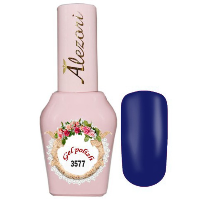 Alezori Gel Polish №3577   15ml